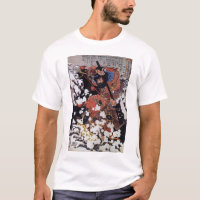 Vintage Japanese Art T-Shirt