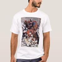 Vintage Japanese Art T-Shirt
