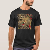 Vintage Japanese Dragon T-Shirt