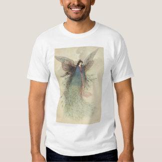 Vintage Japanese Fairy, Moon Maiden, Warwick Goble T-shirt