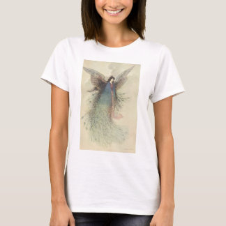 Vintage Japanese Fairy Tale, The Moon Maiden T-Shirt