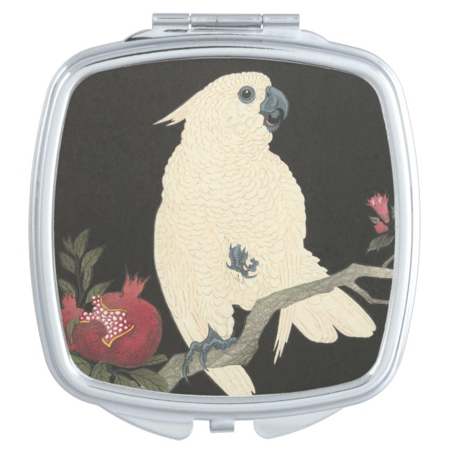 Vintage Japanese Fine Art | Cockatoo