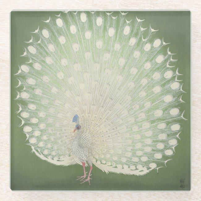 Vintage Japanese Fine Art | Peacock