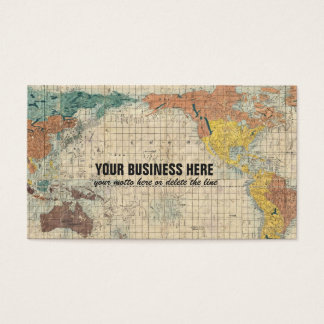 maps for business cards
