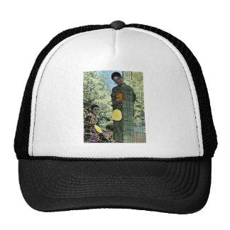 Vintage Japanese Modern Maidens Trucker Hat