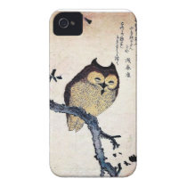Vintage Japanese Owl Phone Case