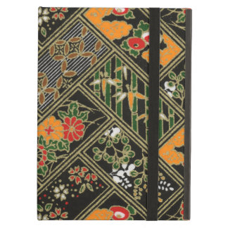 Vintage Japanese Pattern iPad Cover