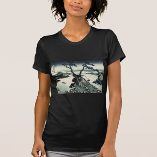 Vintage Japanese Print by Hokusai T-Shirt