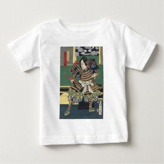 Vintage Japanese samurai Warrior Tee Shirt