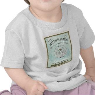 Vintage Japanese Silk Trade Card T Shirts