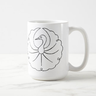 Vintage Japanese Swan - Mug