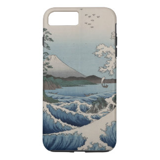Vintage Japanese The Sea of Satta iPhone 7 Plus Case