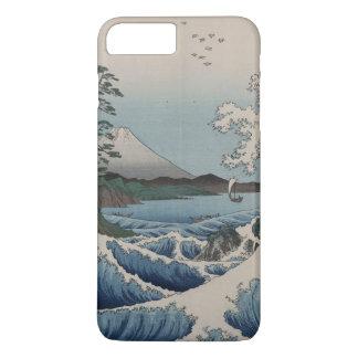 Vintage Japanese The Sea of Satta iPhone 8 Plus/7 Plus Case