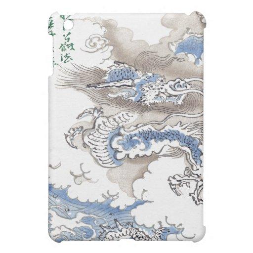 Vintage Japón 2012 del dragón de agua