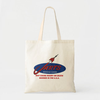 Vintage Jarts Bag!