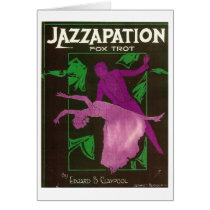 Vintage - Jazzapation Fox Trot,