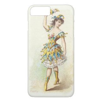 Vintage Jester iPhone Case