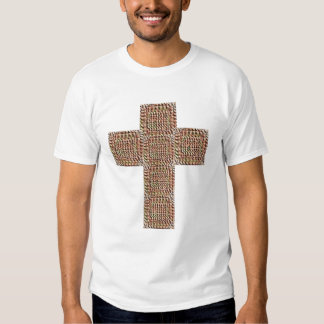 Vintage: Jesus HolyCross studed w GoldBiscuits T-Shirt