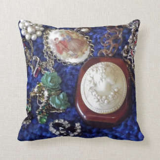 Vintage Jewelry Pillows
