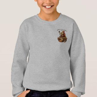 Vintage Jolly St. Nick Sweatshirt