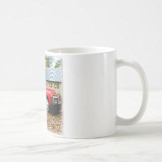 Vintage Jones Tow Truck Coffee Mug