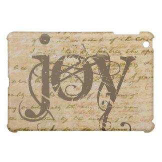Vintage Joy Case For The iPad Mini