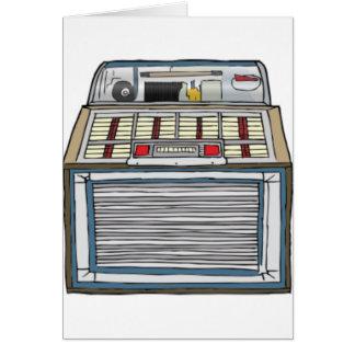 Vintage Jukebox Cards