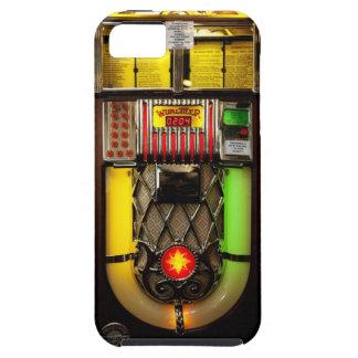 Vintage Jukebox iPhone 5 Covers