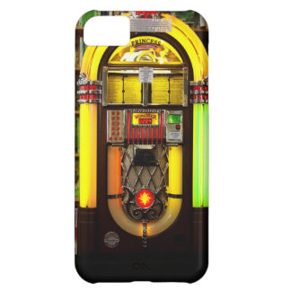 Vintage Jukebox Image for I Phone Cover For iPhone 5C