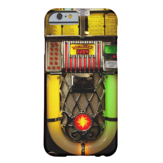 Vintage Jukebox iPhone 6 Barely There iPhone 6 Case