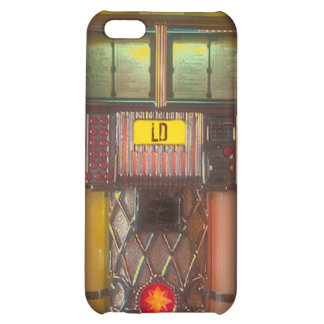Vintage Jukebox music player iPhone 5C Cover