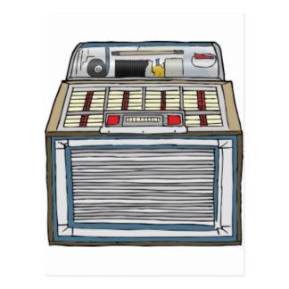 Vintage Jukebox Postcards