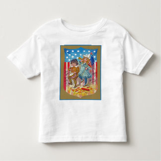 vintage july 4 kids shirts