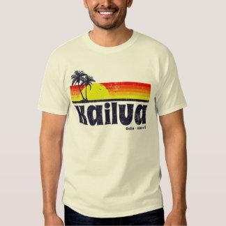 Vintage Kailua Oahu Hawaii T-shirt