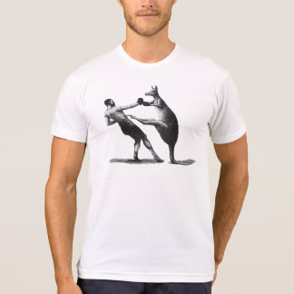 Vintage Kangaroo Boxing Tshirt
