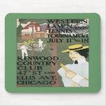 Vintage Kenwood Chicago Alfombrillas De Ratón