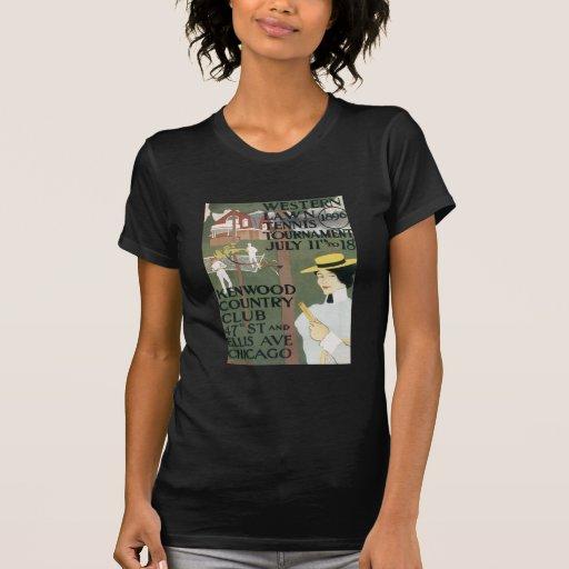 Vintage Kenwood Chicago Camisetas