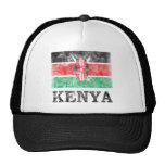 Vintage Kenya Trucker Hats