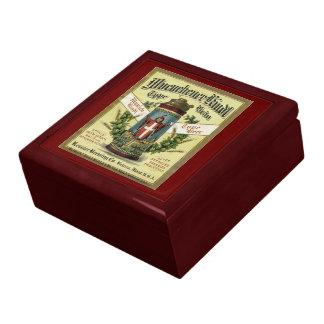 Vintage Kessler Kindl Label Ale/Lager Jewelry Box