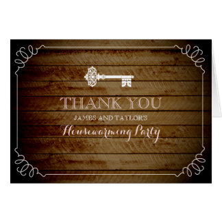 Housewarming Thank You Cards Zazzle