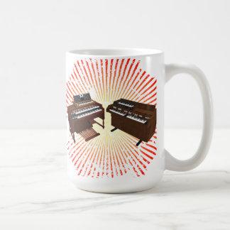 Vintage Keyboards: 3D Model: Coffee Mug