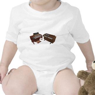 Vintage Keyboards: 3D Model: Baby Bodysuits