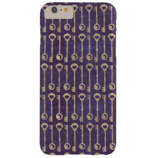 Vintage Keys Barely There iPhone 6 Plus Case