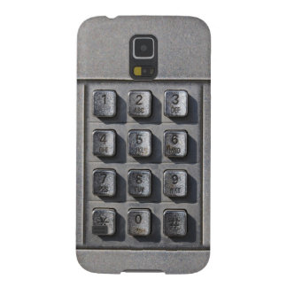 Vintage Keys Case For Galaxy S5