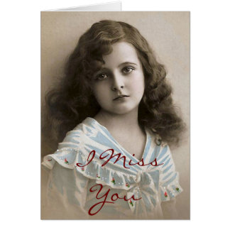 Vintage Kid Greeting Cards