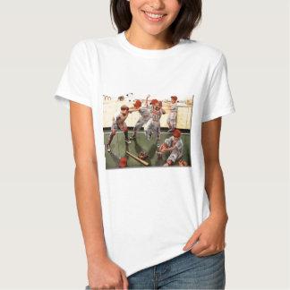 Vintage Kids Baseball T-shirt