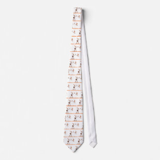 Vintage Kids Boys Baseball Game Tie