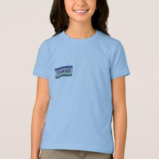 Vintage Kid's Ringer Shirt - Liveaboard