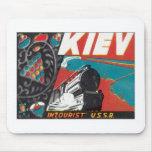 Vintage Kiev Ucrania Tapetes De Ratones
