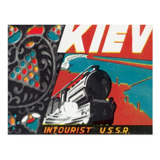 Vintage Kiev Ucrania Tarjetas Postales